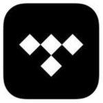 application tidal musique pour iphone