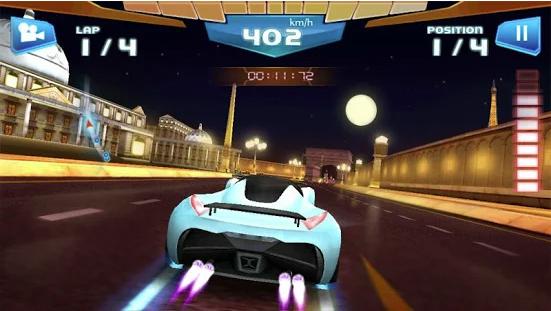 jeux de voiture sans internet 3D -FAST RACING
