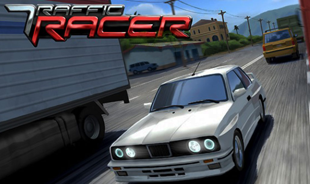 TRaffic Racer jeux de course sans internet