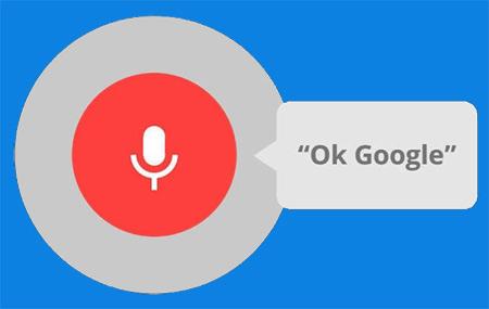 Ok Google activer et désactiver